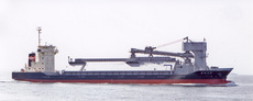 石炭専用運搬船