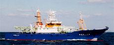 まき網漁業綱船