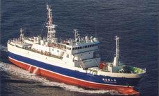 底延縄漁船